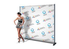 custom photo backdrops custom backdrops backdrop banners signazon