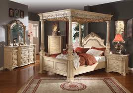 Bedroom Furniture Canopy Bed Canopy Bedroom Sets