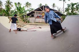 photos of tonga u0027s new skate scene vice