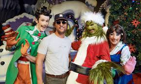 who s in whoville matthew mcconaughey gets with the grinch