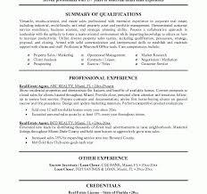 realtor resume examples real estate resume jobsxs com