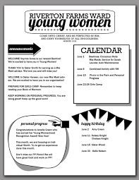2014 yw newsletter template editable saveable pdf