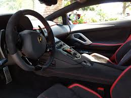lamborghini custom interior 2017 lamborghini aventador s review autoguide com news