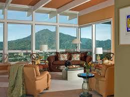 Orange Livingroom Orange Inspires Lively Living Space Jean Larette Hgtv