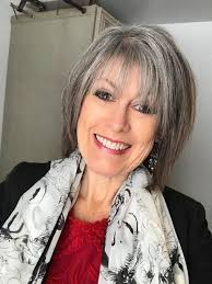 salt and pepper over 50 haircuts 249 best hairstyles for women over 45 hairstyles for women over