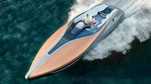 lexus lc 500 valor lexus amazing sport yacht concept youtube
