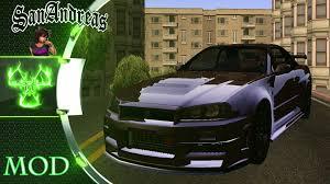 2005 Nissan Skyline Gtr Nissan Skyline Nismo Gt R Z Tune 2005 Gta San Andreas Car Mod