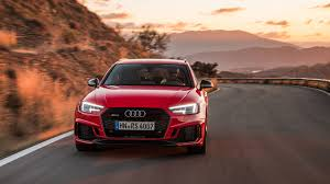 audi rs wagon audi rs4 avant 2018 review by car magazine