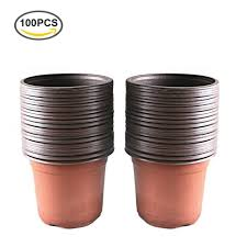 Tall Plastic Planters by Plant Stand Plastic Planters Pots The Home Depot Bd99236a9f22