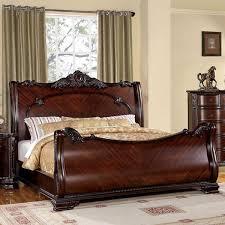cherry oak bedroom set 247shopathome beds sears
