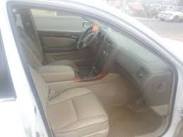 lexus saloon cars for sale in nigeria a clean white lexus gs300 car for sale at a take away price