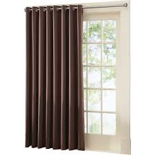 Patio Door Ratings Amazon Com Multi Purpose Gramercy Patio Door Curtain Panel With