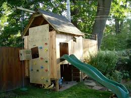 Best Playhouses Images On Pinterest Home Playground Ideas - Backyard fort designs