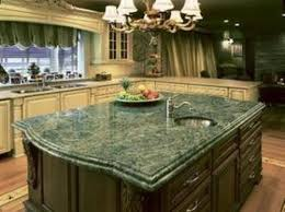 countertops for kitchen islands green granite kitchen island marti style the most