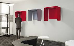 Phone Booth Bookcase Silence Acoustic Phone Booth Fitout