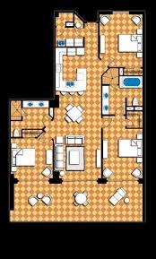 las palomas three bedroom 2 bath condo floor plan puerto penasco