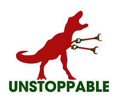 T Rex Unstoppable Meme - unstoppable t rex shirt
