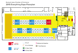 Expo Floor Plan Explore Brainerd Lakes2015 Everything Expo Vendors And Show Specials