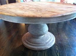 Inch Round Pedestal Dining Table - 60 inch round dining tables wood