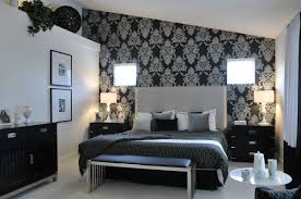 Silver Black Bedroom Black And Silver Bedroom Ideas Also Best Room Glam Trends Pictures