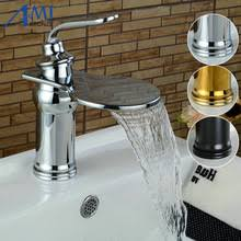 Bathroom Faucets Waterfall Popular Faucet Waterfall Basin Buy Cheap Faucet Waterfall Basin