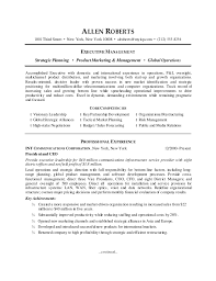 Best Ceo Resumes by Ceo Resume Resume Templates