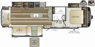 cougar floor plans keystone rv floor plans inspirational 2018 keystone cougar half