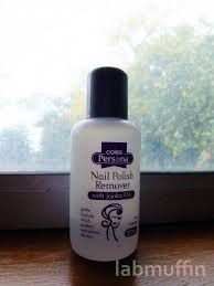 is it ok to add nail polish remover to your nail polish lab