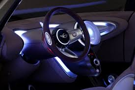 rolls royce inside lights mini rocketman concept interior lights eurocar news