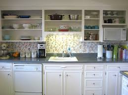 White Laminate Kitchen Cabinet Doors Can You Chalk Paint Laminate Kitchen Inspirations With How To