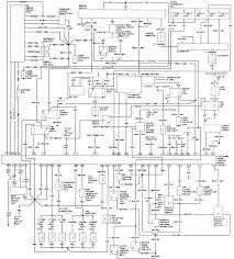 ford wire diagrams ford truck electrical wiring diagram all about