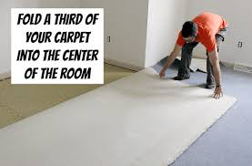 How To Pull Up Carpet From Hardwood Floors - how to remove old carpet without breaking your back