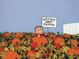 it s the great pumpkin charlie brown wallpaper