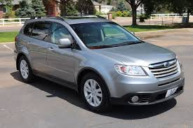 subaru tribeca black 2008 subaru tribeca limited 7 passenger victory motors of colorado