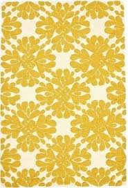 Anthropologie Kitchen Rug Brighten Up Your Space With A Yellow Area Rug And Other Citrusy