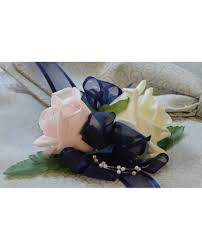 Wrist Corsages For Prom Wrist Corsage Choose Colours To Suit Mothers Female Guests