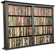 Dvd Shelf Wood Plans by Oak Veneer Double Multimedia Case With Glass Doors Media Cabinet