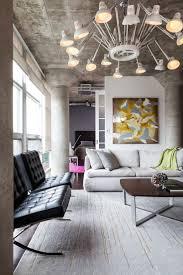 urbnite dear ingo chandelier by moooi barcelona chair by