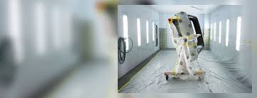 Spray Booth Ventilation System Automotive Refinishing Accudraft