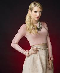 hairstyles in queens way scream queens get to know the killer cast instyle com
