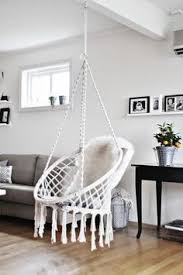 hammock chair so want this looks comfy home pinterest