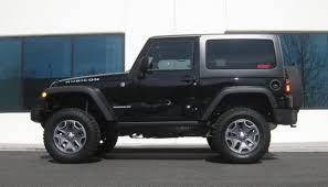 jeep wrangler 2 door hardtop lifted eibach all terrain lift kit 2894 980 eib2894980