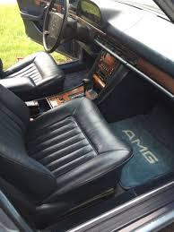 mercedes 420sel 1986 mercedes 420 sel amg penta w126 amg kit