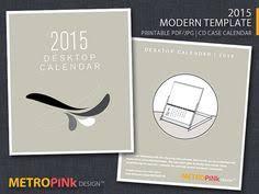 2015 printable cd case calendar template 1 1 by metropink