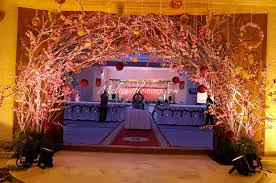 theme wedding decorations wedding decor best indian wedding stage decoration with flowers