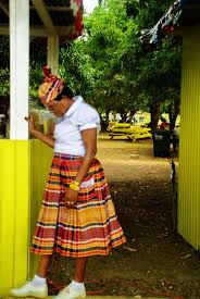 caribbean attire caribbean women at market editorial photography image of outdoors