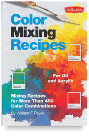 color mixing recipes for oil and acrylic blick art materials