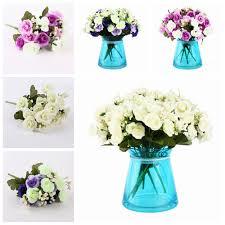 online get cheap floral silk arrangements aliexpress com