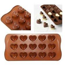 silicone unbranded chocolate molds ebay