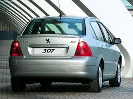 new peugeot sedan peugeot 307 sedan 2 0 2004 picture 29 of 52
